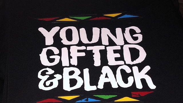 Young Gifted & Black T-shirt (short sleeve)