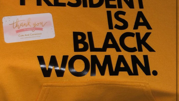 My Vice President Is A Black Woman