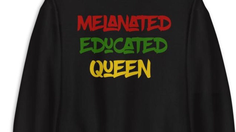 Melanted Educated Queen