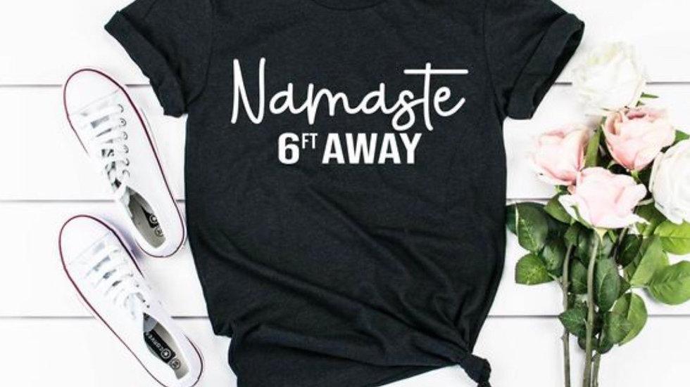 Namaste 6ft Away