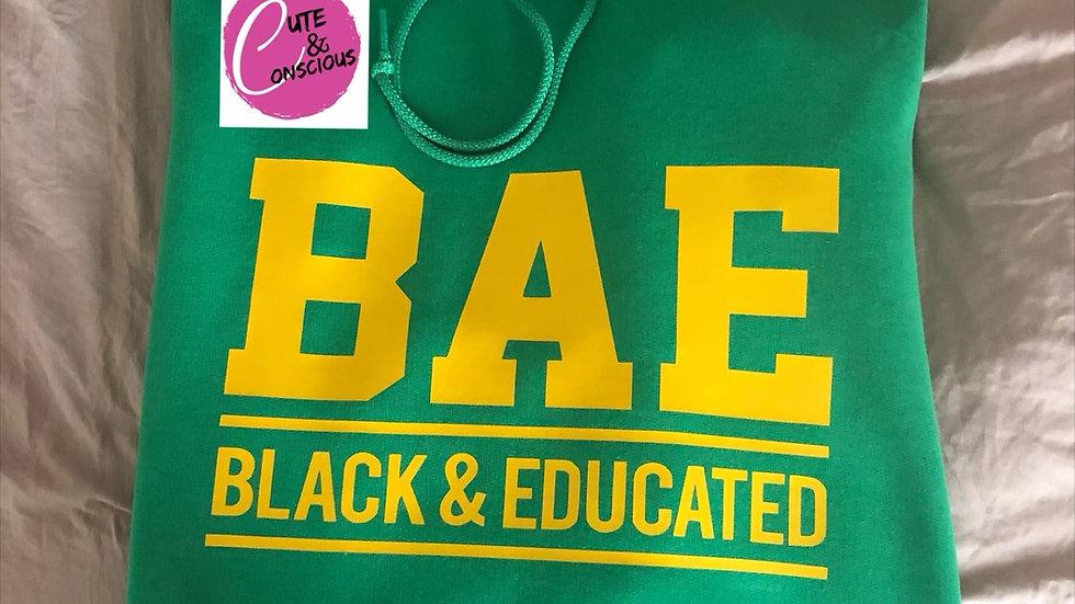 BAE Norfolk State University Hoodie