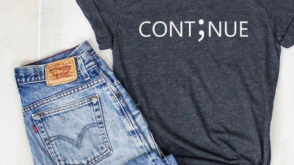 CONT;NUE