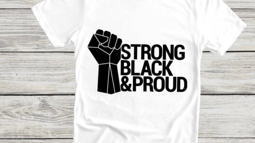 Strong 💪🏾 Black & Proud