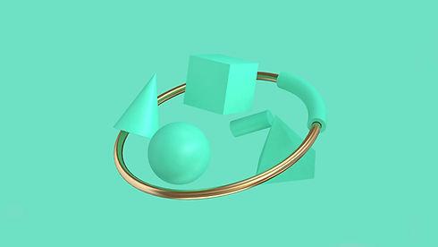 3D geometriske figurer