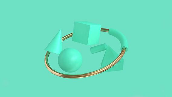 3D Geometrische Formen