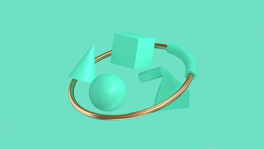 3D Geometriska figurer