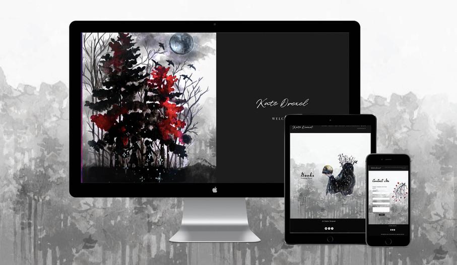 Kate full website