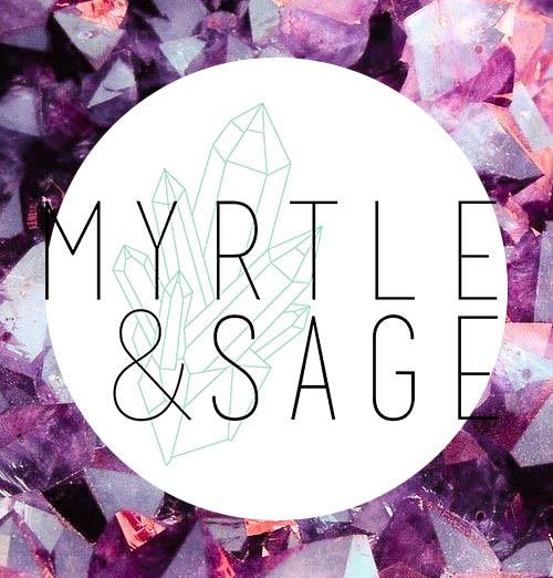 Myrtle and Sage Logo