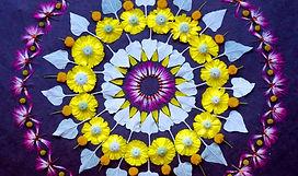Mandala-di-fiori-Danmala-Kathy-Klein-Ste