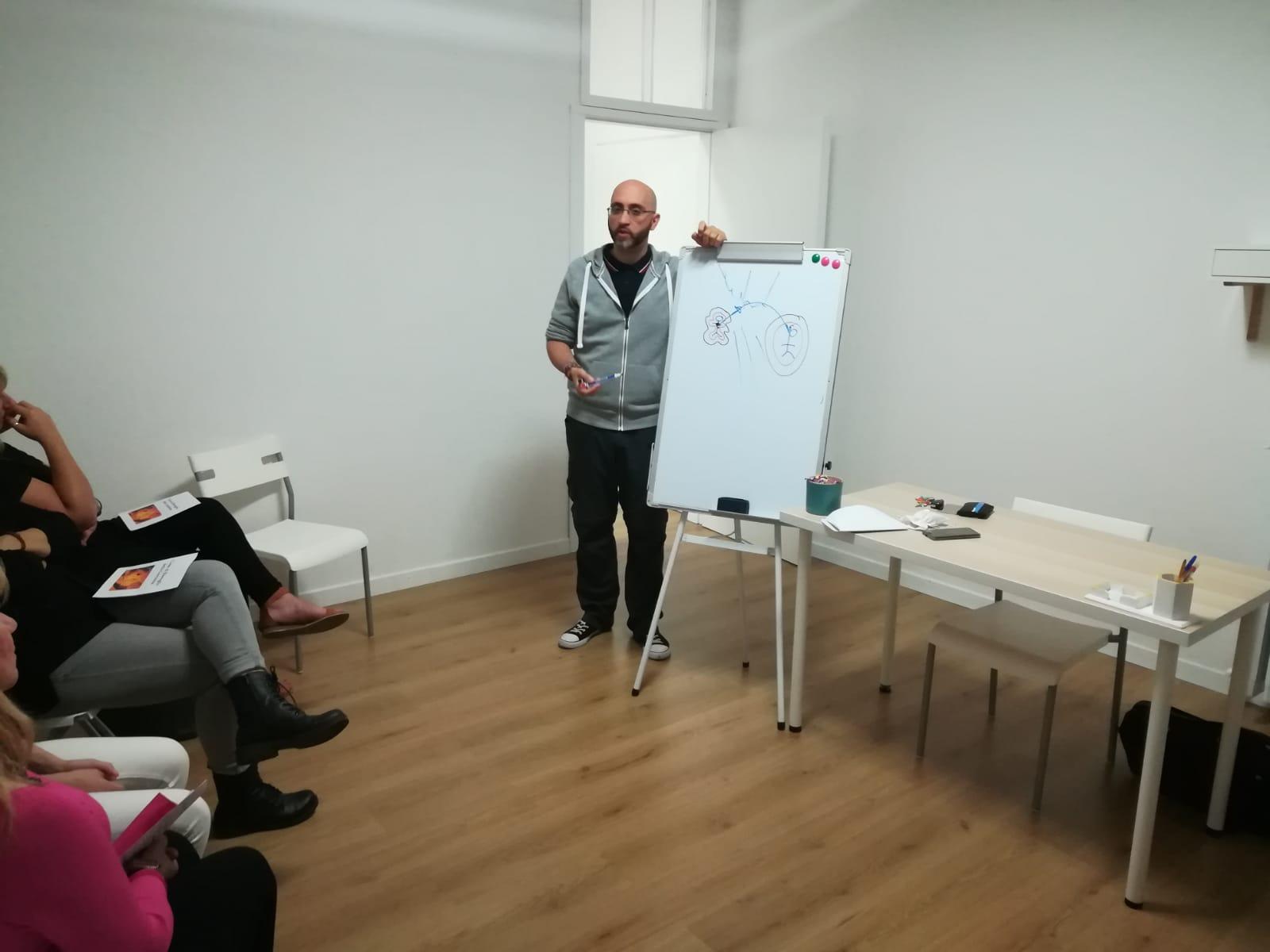 Presentazione 'Corso di risveglio'