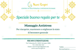 Massaggio Antistress