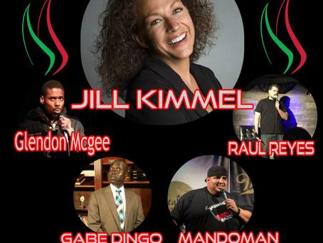 Super Stars of Comedy Starring Jill Kimmel