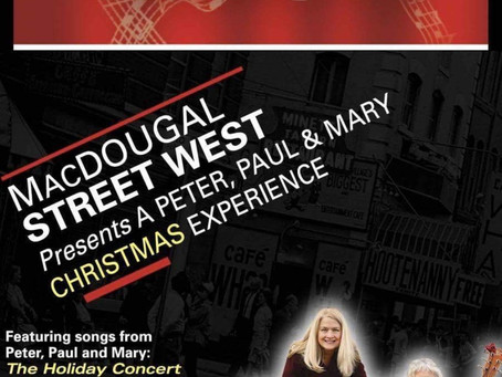 A Peter Paul & Mary Christmas Holiday Experience