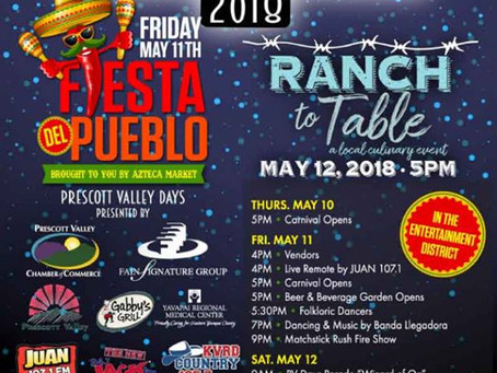 Prescott Valley Days Are Upon Us