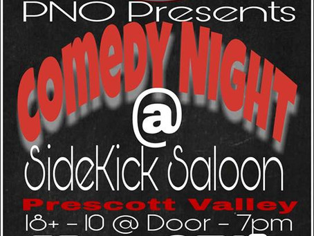 Prescott Night Presents Comedy Night