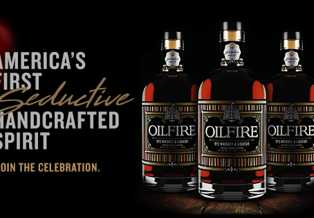 Oilfire Whiskey Sampling Event