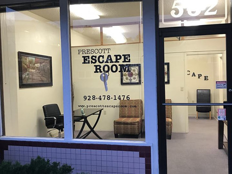 Prescott Escape Room