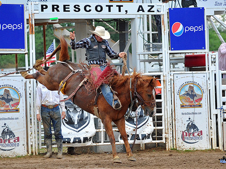 2018 Prescott Frontier Days Rodeo Parade