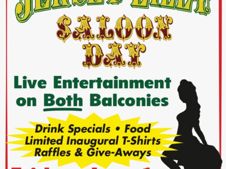 1st Annual Jersey Lilly Saloon Day