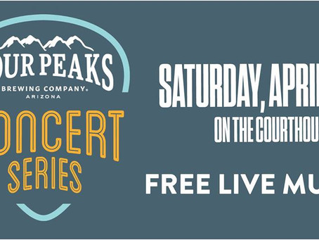Four Peaks Brewing Co. Concert Series