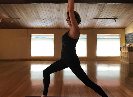 Your Yoga – Warrior I