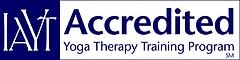IAYT_Accredited logo