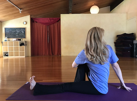 Your Yoga – A Simple Twist