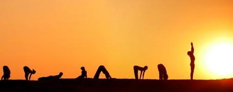 Your Yoga – Sun Salutation