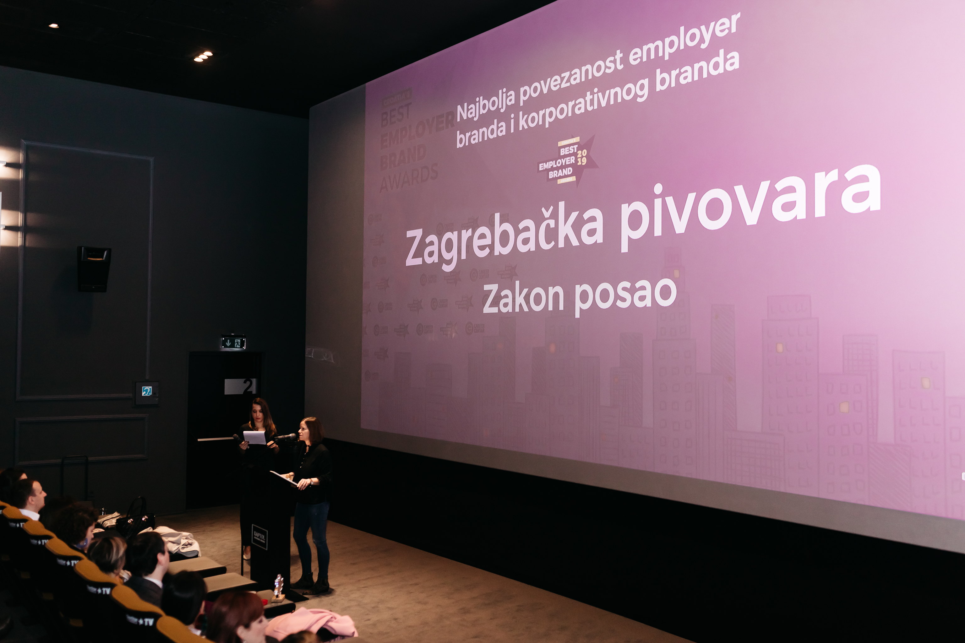 Zagrebačka pivovara - Zakon posao