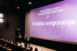 Croatia osiguranje - Financ. sektor