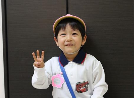 3歳は挨拶できなくて当たり前!笑顔の挨拶で安心を示し続けよう