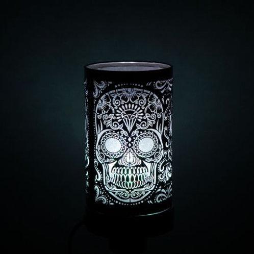 Lampe diffuseur Tête Mexicaine