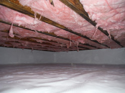 AFTER: Crawlspace Encapsulated