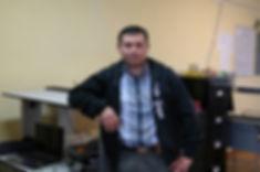 Dr. Rubén Posada Gómez, IT Orizaba, Maestría en Ingeniería Electrónica