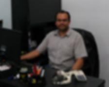 Dr. Oscar Sandoval González, IT Orizaba, Maestría en Ingeniería Electrónica