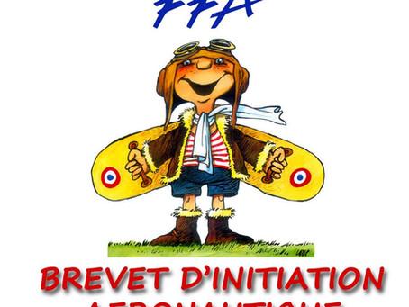 Brevet d'initiation à l'aéronautique