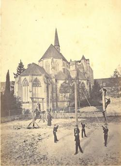 Les élèves au XIXe siècle