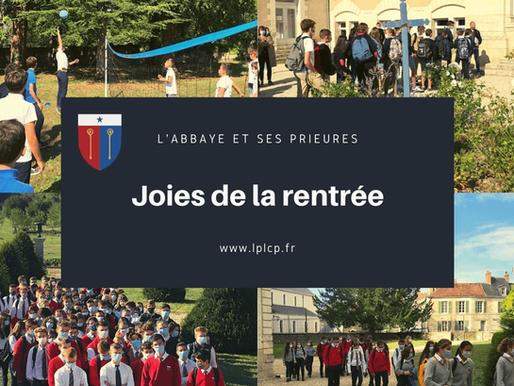 LES JOIES DE LA RENTRÉE
