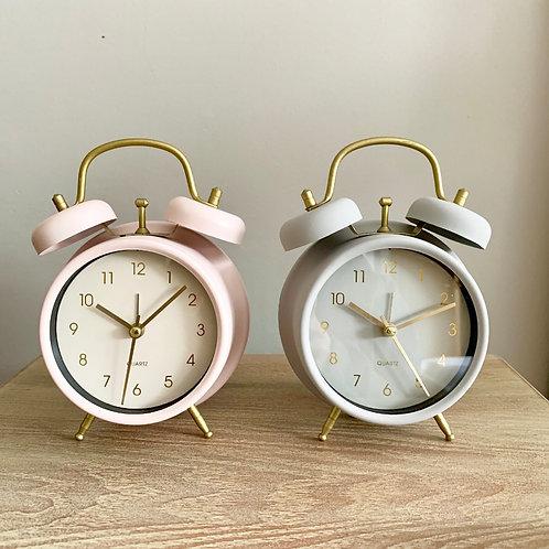 Pastel Alarm Clock