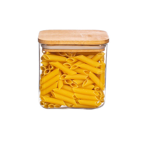 Small Glass Storage Container