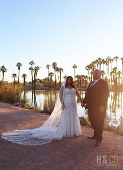 Sunset Mr & Mrs.