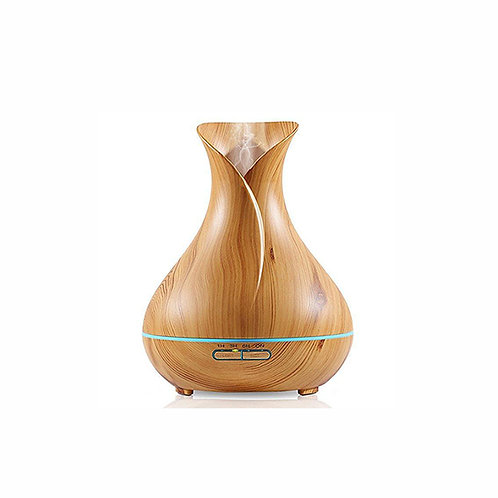 Flower de Luxe aroma diffuser - wood - 500 ml