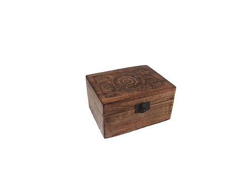 Box 12 vakken Essential Oils W