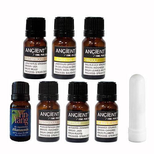 Spirits 7 essential oils - neusinhaler