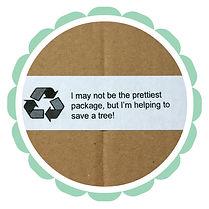 We love recycling. Als je pakketten verstuurd heb je automatisch ook veel afval.  En daarom doen wij ons best om ons bedrijf groener te maken.