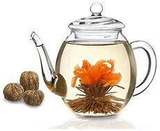 theebloem - theebloemen - LK Products - wellness - cadeau - kadotip - moederdag - wellness - blooming tea