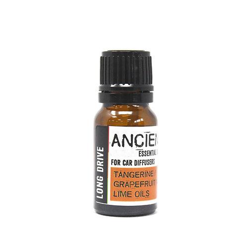 Long Drive essential oils - blend - 10 ml - tangerine - grapefruit - limoen