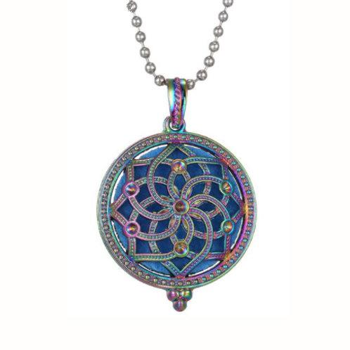 Geurketting - Lotus - colours - 5 kleurenpads
