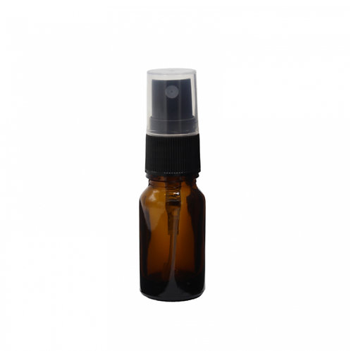 Spray navulfles 10 ml - zwarte dop