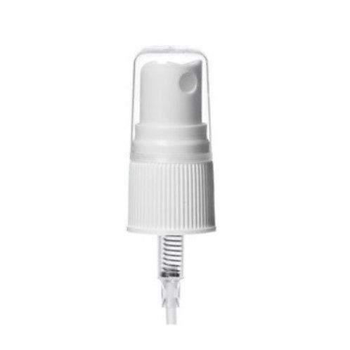 Sprayer wit voor 50 en 100 ml fles